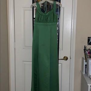 Davids Bridal Junior Bridesmaid Dress- Clover